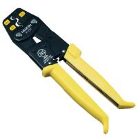 リングスリーブ用圧着工具のカラーの写真